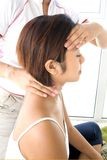 Dreamstime image fmale-receiving-head-massage-5294898